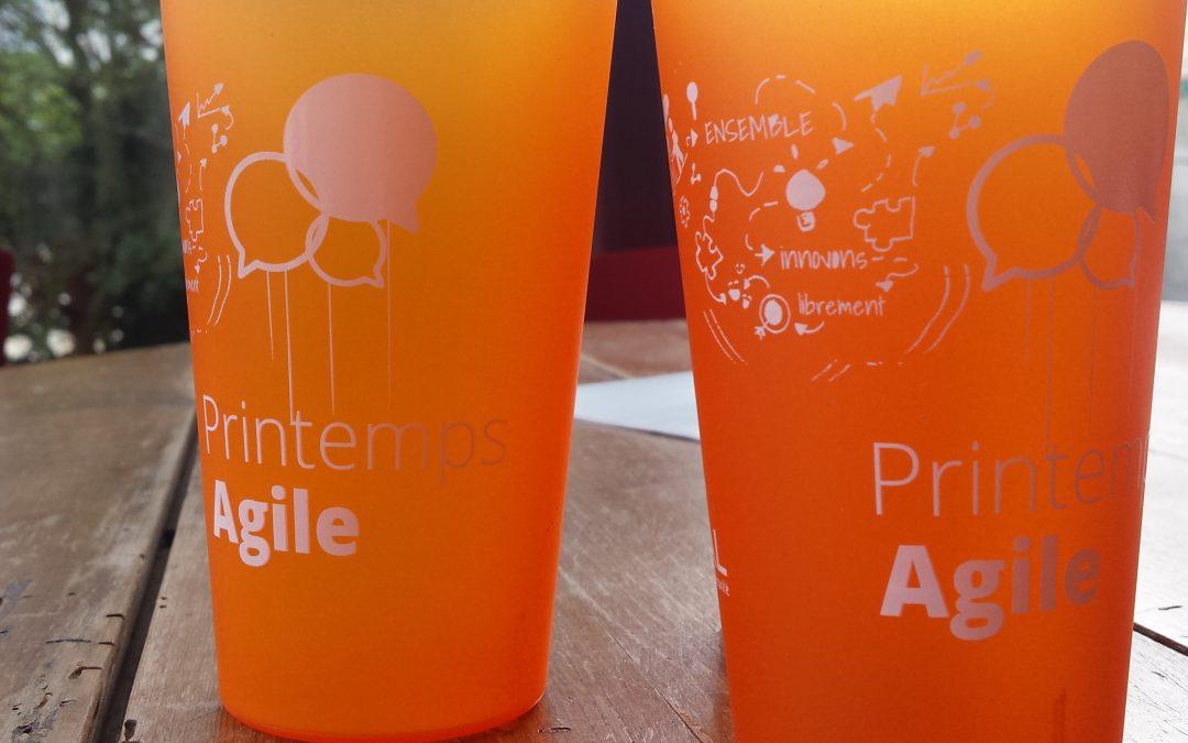 Retour sur le Printemps Agile 2018